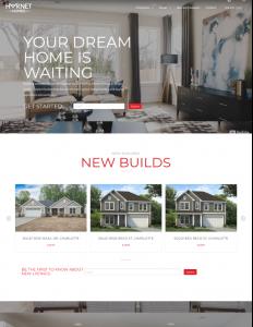 Hornet Homes Website
