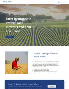 Stuart Surles Insurance Website